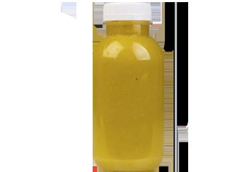 Детокс-сок: Ананас-мята-лайм